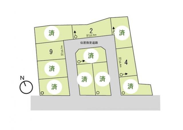 地形図・外測図