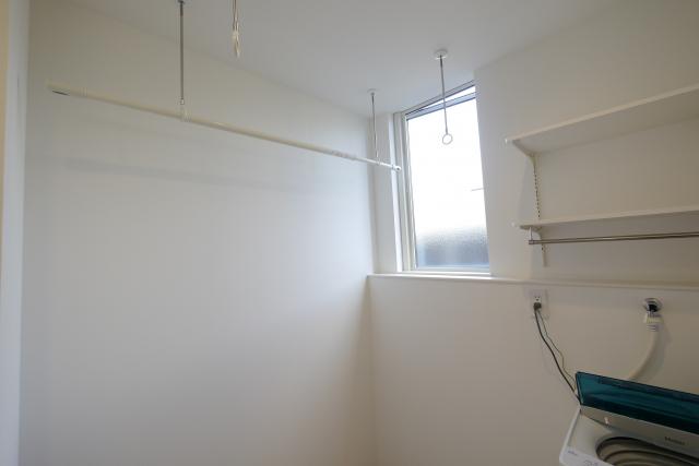 室内物干スペース